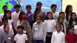 Parson Hills 4th Grade | We Can Change the World