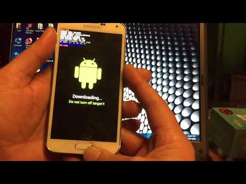 Samsung S5 SMG900F unofficial upgrade to Official Android ...