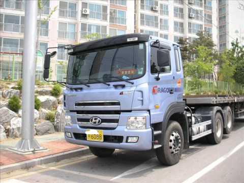 korea trucks