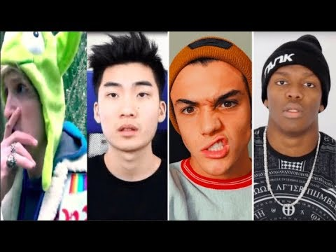 YouTubers React To Logan Paul Dead Body Video (Suicide Forest)