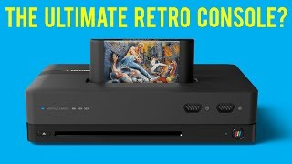 Is Polymega the Ultimate Classic Console? PS1, NES, SNES, Genesis, Saturn and More