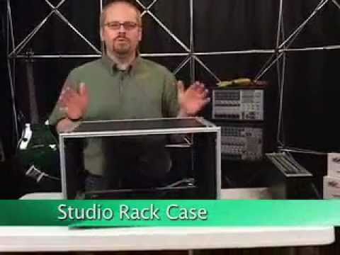 OSP Studio Rack Case For 19