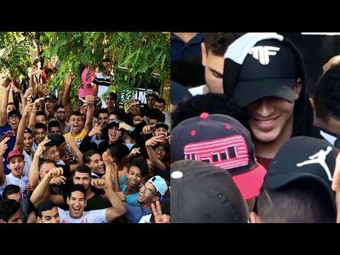 Vlog 144 - Meet Up Rabat | ..ماكانتش كانتوقع هاذشي