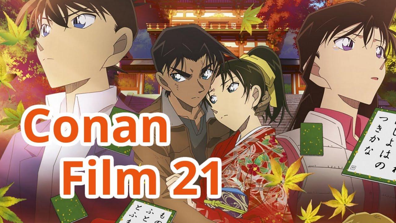 Detektiv Conan – Film 21 – Der purpurrote Liebesbrief (Audiokommentar) -  YouTube