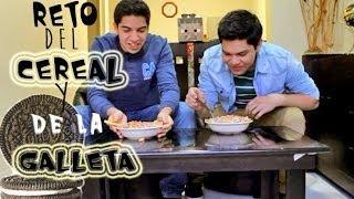 RETO DEL CEREAL y RETO DE LA GALLETA Thumbnail