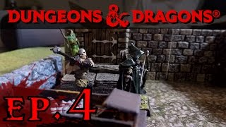D&D 5th Ed - Call of the Wild Ep.4 - VIP Savages