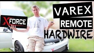 XFORCE VAREX | HOW TO HARDWIRE IN CAR