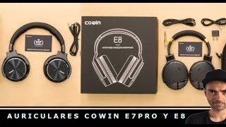 Auriculares COWIN E7PRO y E8. ¿Es bueno el top ventas de Amazon?