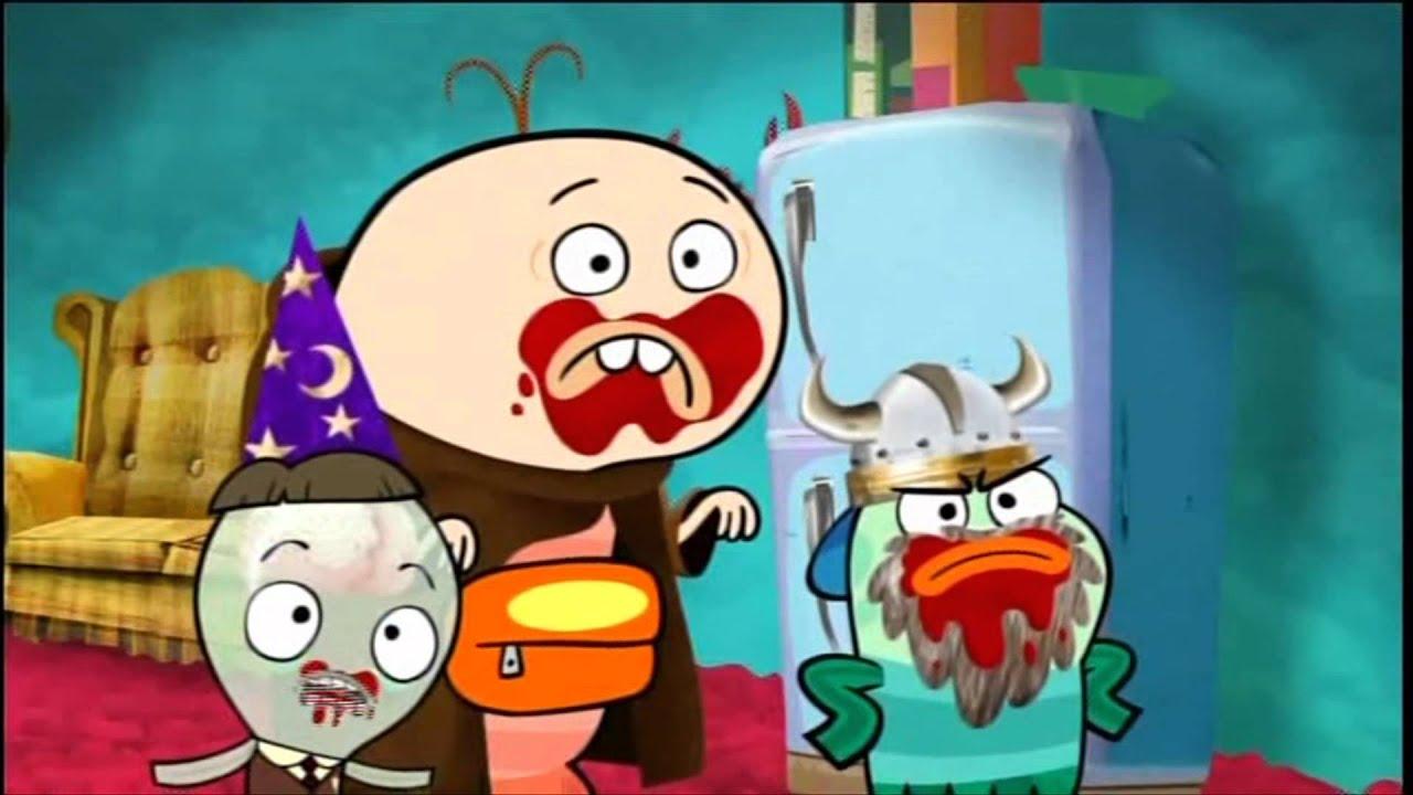 Fish hooks guys 39 night out promo youtube for Fish hooks season 3 episode 16