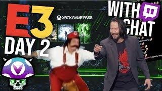 [Vinesauce] Joel - E3 2019:Microsoft (Mini-Cut) /w chat