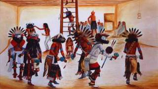Hopi Coming Out Song