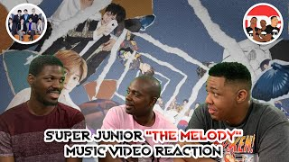 """Download Super Junior """"The Melody"""" Music Video Reaction"""