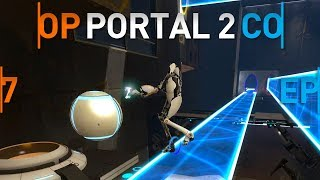 Getting 💩 done   Portal 2 - Cripple COOP with Comer - EP. 7