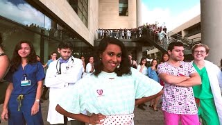 Repeat youtube video Dear Future Doctor (Stanford School of Medicine Parody on