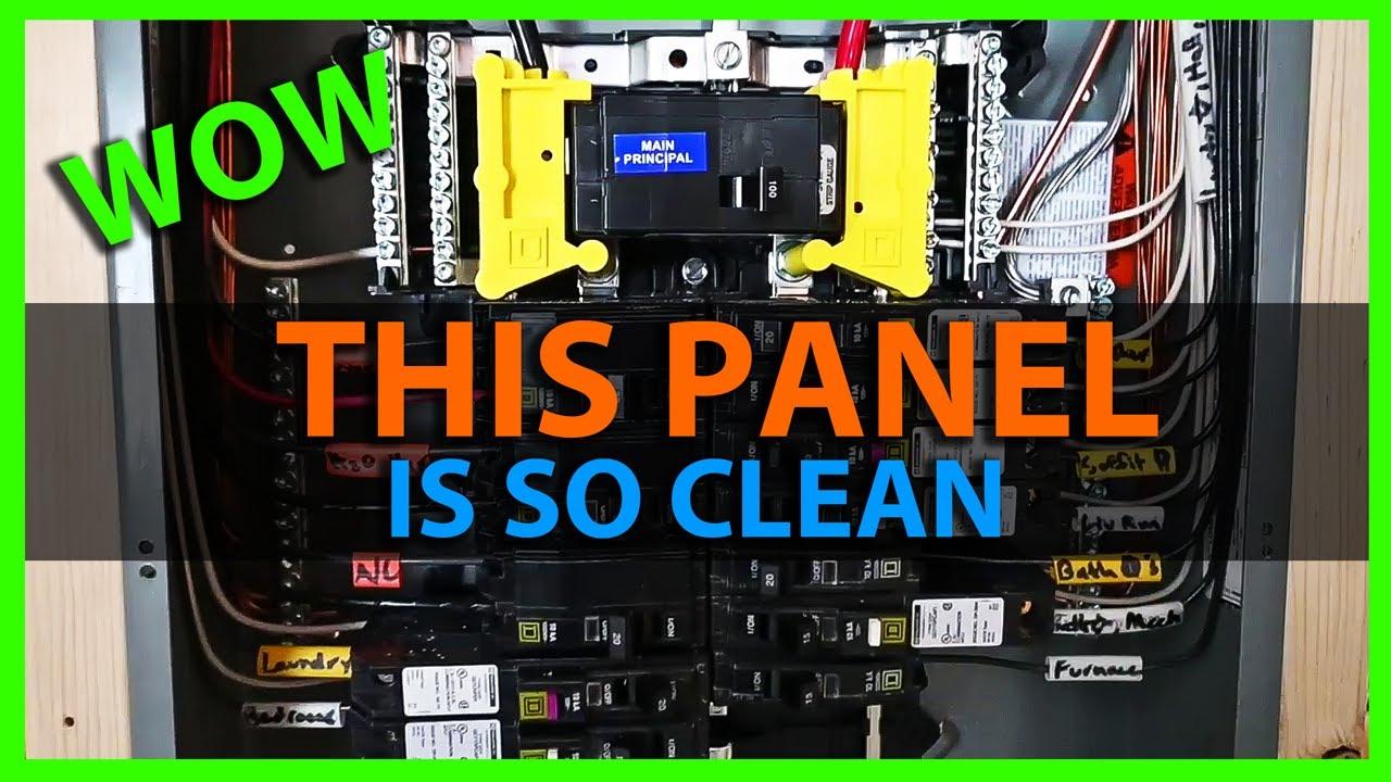 90a Sub Panel Install
