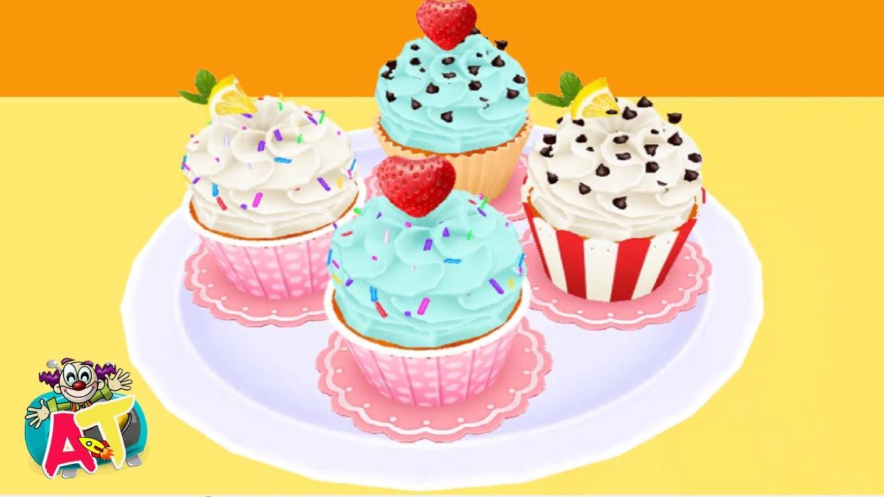 Juegos para cocinar cake make real 3d juego de cocina - Film para cocinar ...