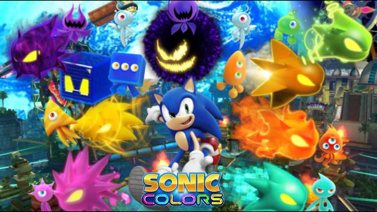 Sonic Blue Rings