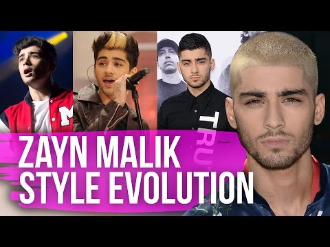 Zayn Malik's EPIC Style Transformation (Dirty Laundry)