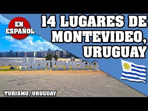 QUE PUEDES HACER EN MONTEVIDEO? 14 COSAS QUE PARA HACER EN LA CAPITAL DEL URUGUAY