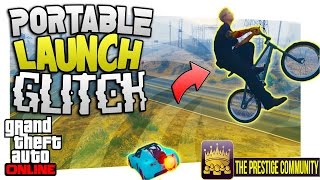 GTA 5 Online *CRAZY HIGH* LAUNCH ANYWHERE GLITCH! EASY ''PORTABLE LAUNCH GLITCH'' (Ps4, Xbox 1, PC)