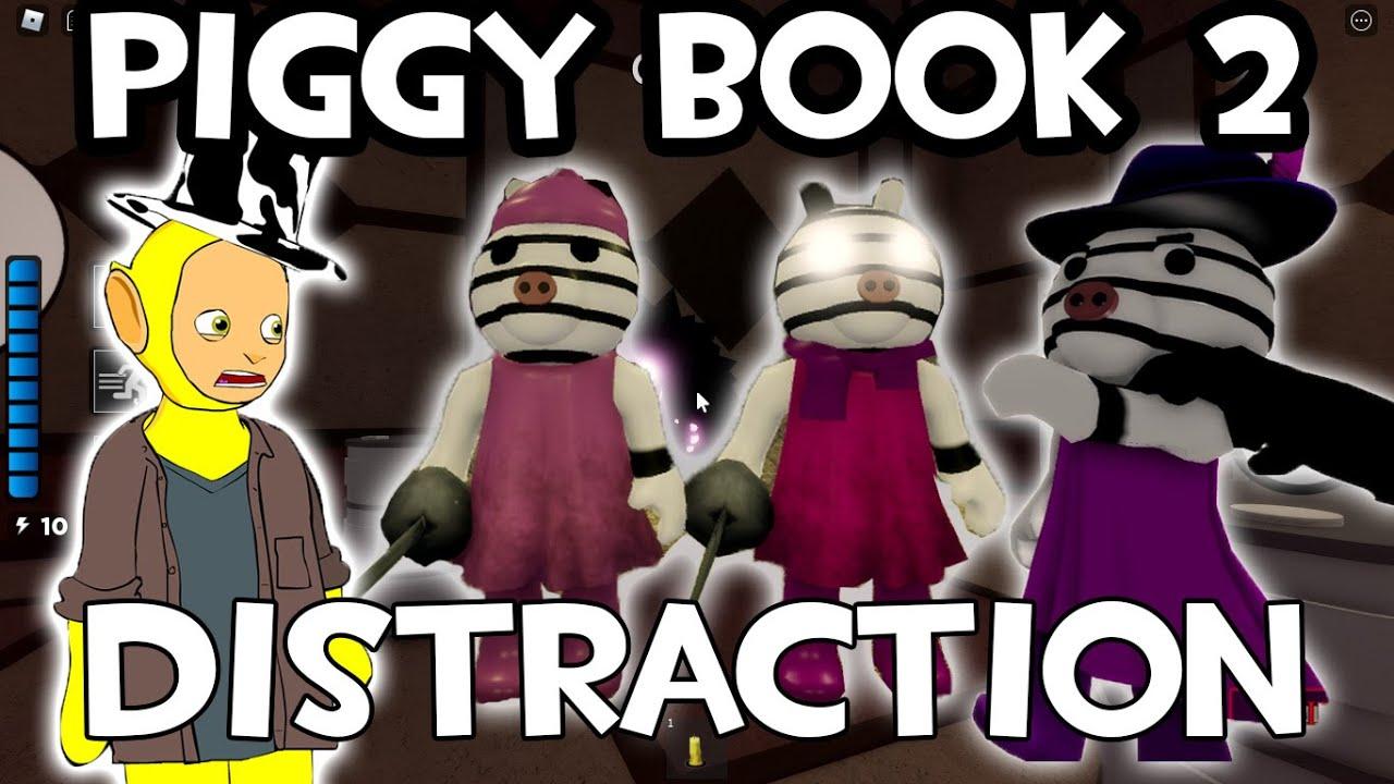 ZIZZY es ATRAPADA y CREA una Distracción en el capitulo DISTRACTION de PIGGY BOOK 2 | DaPabloReal