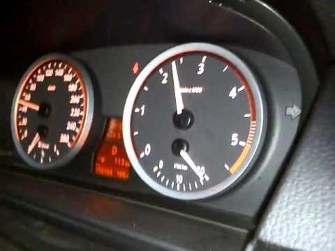 BMW E60 530d Acceleration Problem (Full Throttle) - YouTube