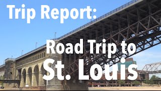 1000TH VIDEO!  Road Trip to St. Louis: Thewildeeper, Alpaljl, and a Hotel Room Tour
