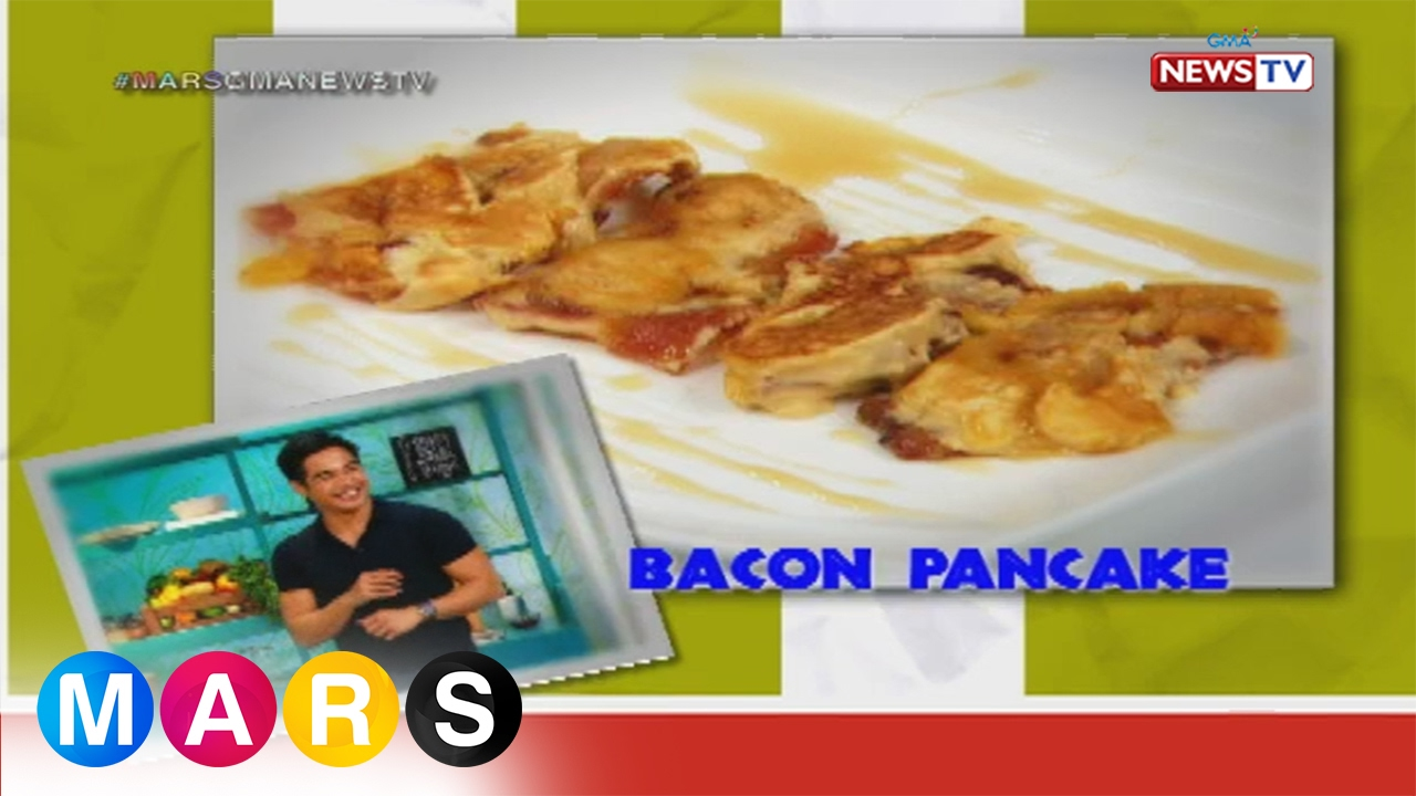 Mars Masarap:  Bacon Pancake by Benjamin Alves