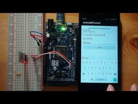 Android-er: Android example to communicate with Bluetooth