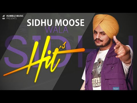 Best Of Sidhu Moose Wala  Humble Music