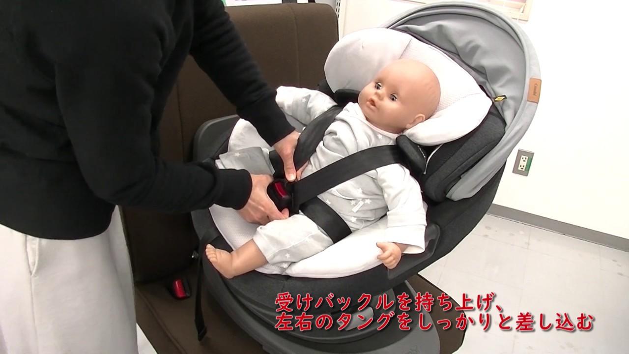 新生児 チャイルドシート