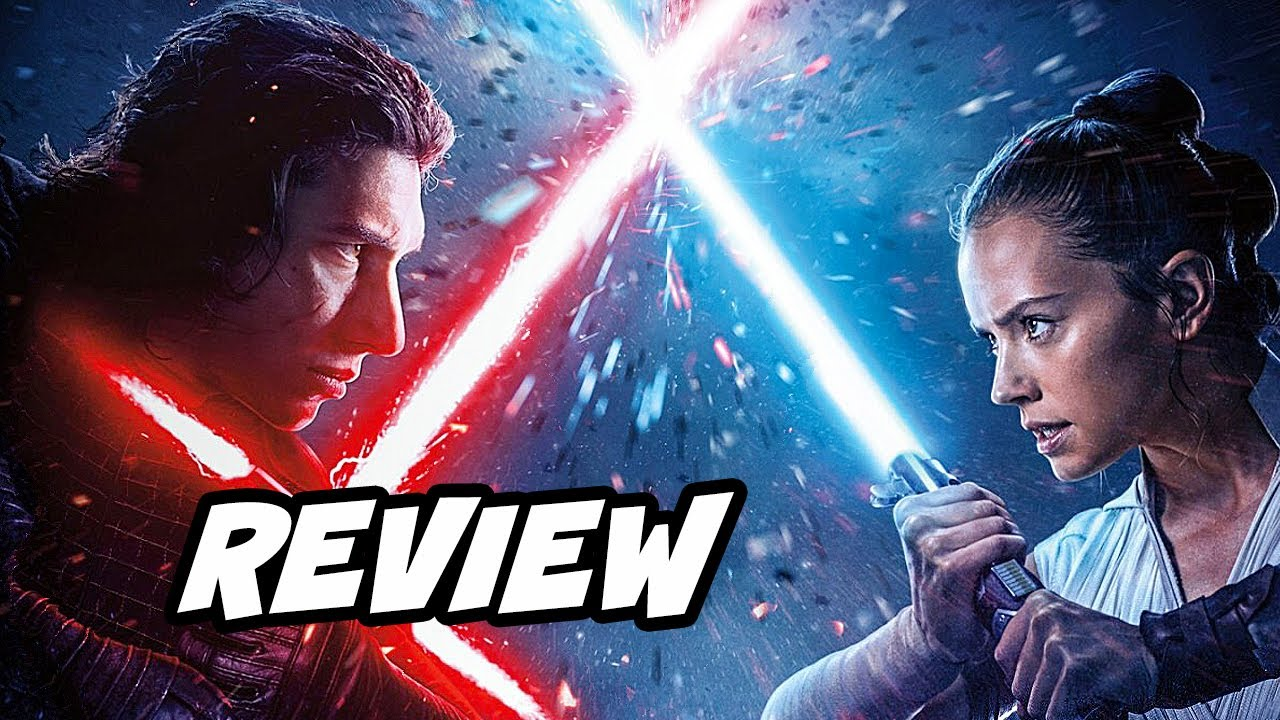 Star Wars Rise Of Skywalker Review And Ending Explained Youtube