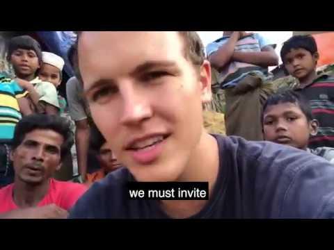 LoveArmyForRohingya  Jerôme Jarre, Omar Sy, Mister V, Jhon Rachid, DJ Snake