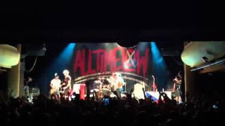 All Time Low - Dear Maria, Count Me In LIVE @ Palac Acropolis Prague 31.08.2012 Czech Republic