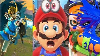 10 hottest upcoming Nintendo Switch games