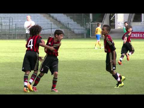 AC Milan under 9 - power team