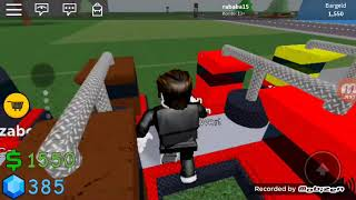 Fourth time ( Roblox )