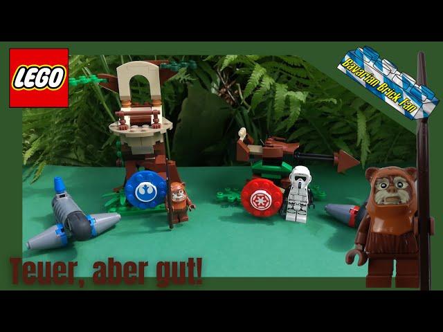 LEGO Star Wars 75238 -  Action Battle Endor Attacke | Review deutsch