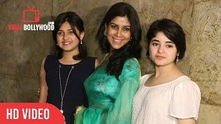 Geeta, Babita And Sakshi Tanwar At Dangal Special Screening