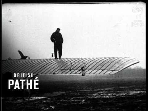 Aeroplane Of The Future (1923)