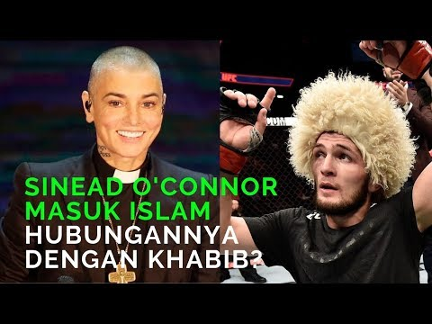 Tinggalkan Katolik, Sinead O'Connor Masuk Islam 💥 Ada Hubungan Dengan Kemenangan Khabib?