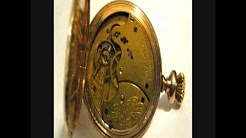waltham mass pocket watch serial number