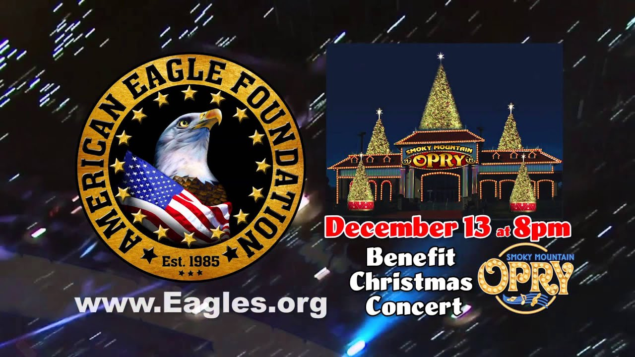 american eagle foundation holiday benefit concert with clark beckham rh youtube com American Eagle Outfitters Foundation American Bald Eagle Foundation Haines