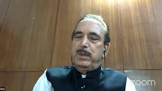 LIVE: Special Congress Party Briefing by Shri Ghulam Nabi Azad