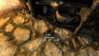 The Elder Scrolls V: Skyrim - 39 серия - Курган Погребальный огонь