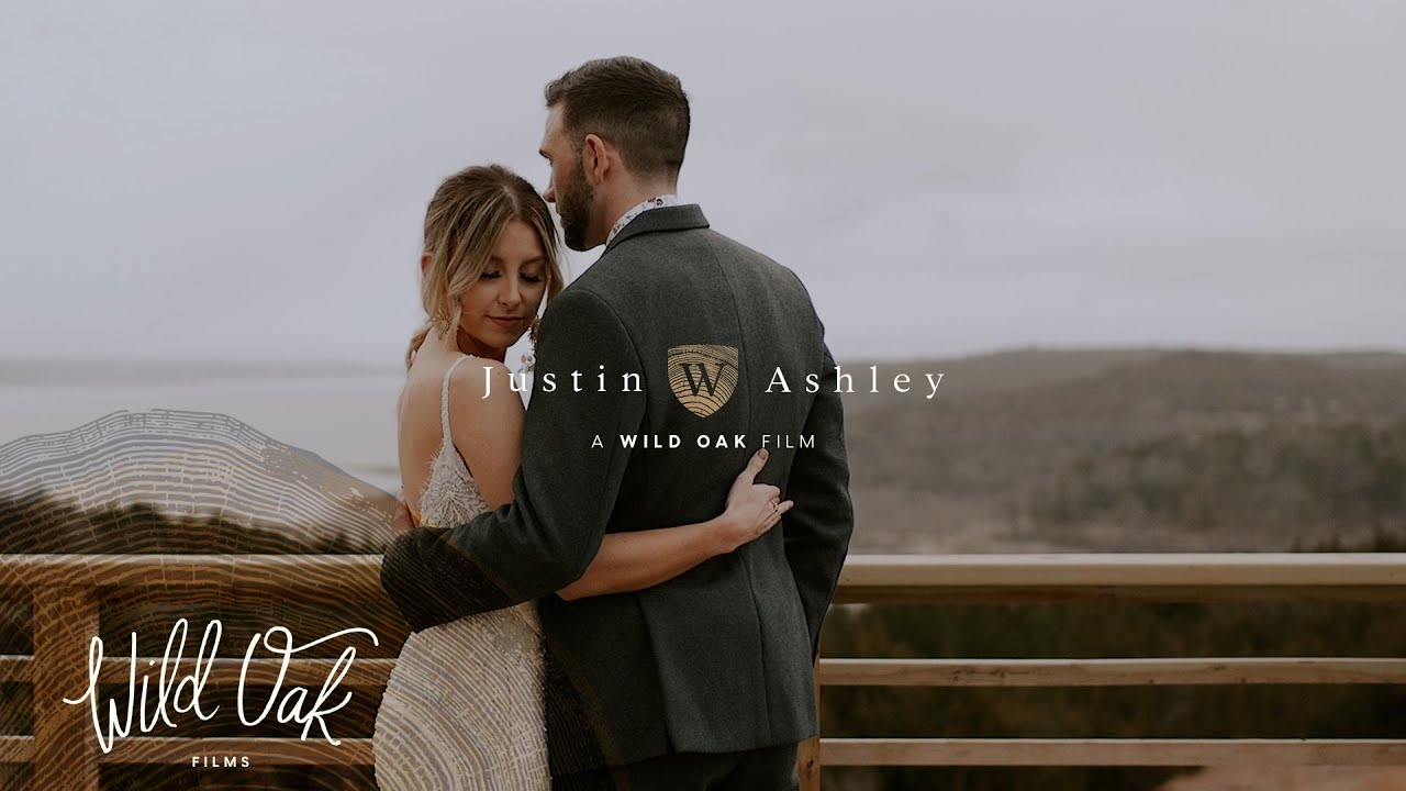 That's How I Imagine It. Just Us and Who We Are | Emotional Elopement Wedding Video | Blue Vista