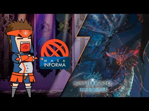 [Masa Informa] Monster Hunter World Iceborne - Nuevo Dragón Anciano NAMIELLE