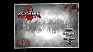 Zombie Shooter 2 Impossible Mission 15 Final Boss Battle With Vampir Skill
