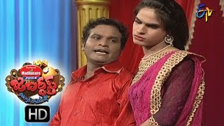 Racha Ravi Performance | Jabardasth | 13th October 2016 | ETV  Telugu