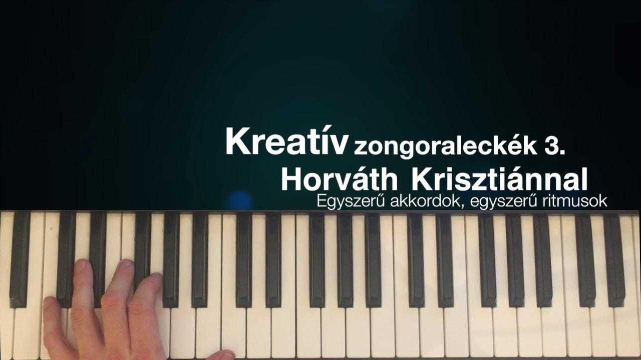 a parazita nyitása a zongorán)